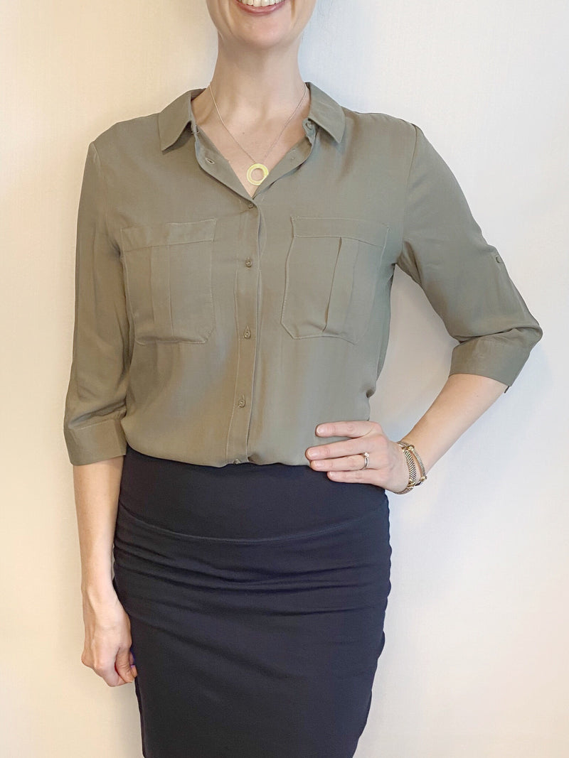 Soyaconcept Safari Blouse