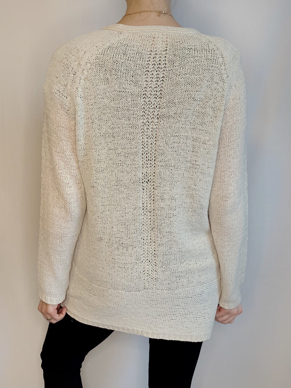 Soyaconcept Open Knit Cardigan