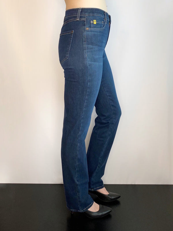 Yoga Jeans - Chloe Straight Leg in Namaste
