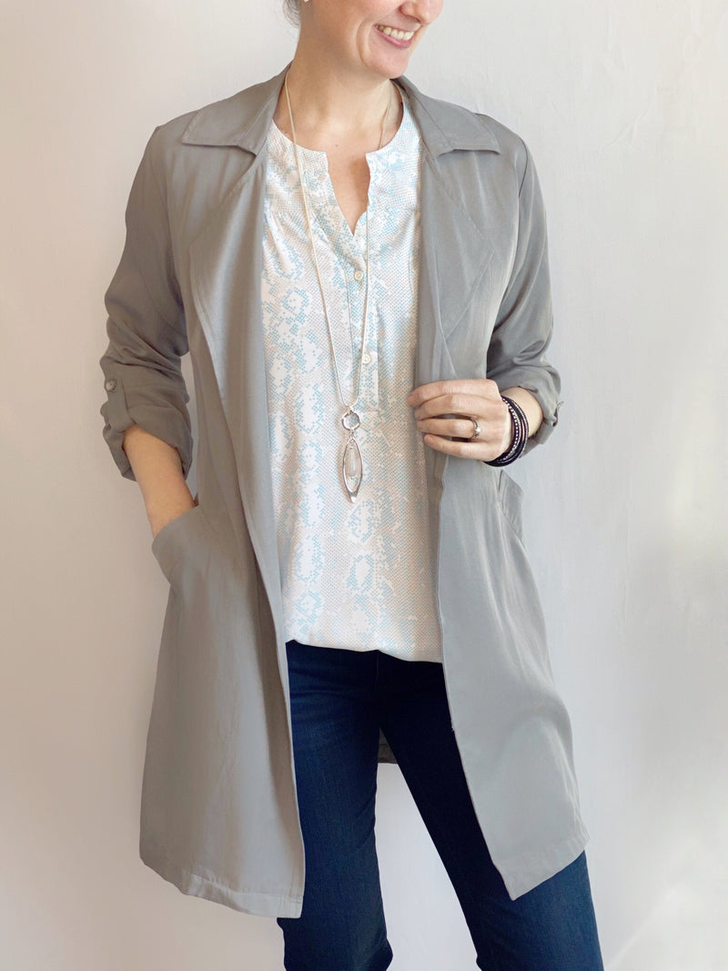 Orb Lightweight Trench