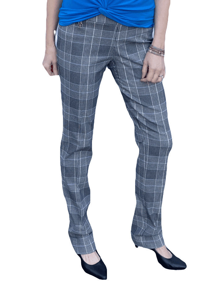 **LAST ONE** Raffinalla Plaid Trousers - Size 16