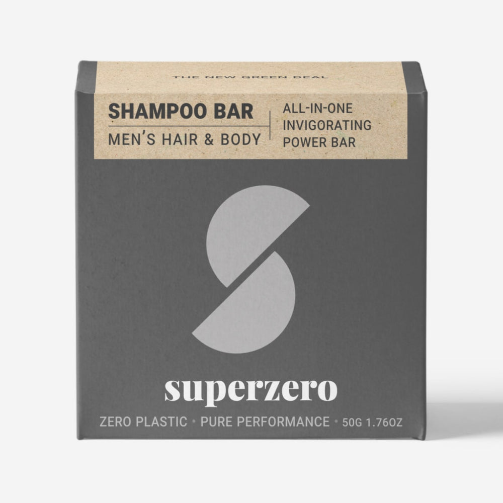 Men's All-Over Shampoo and Body Bar