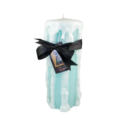 Large Drip Candle