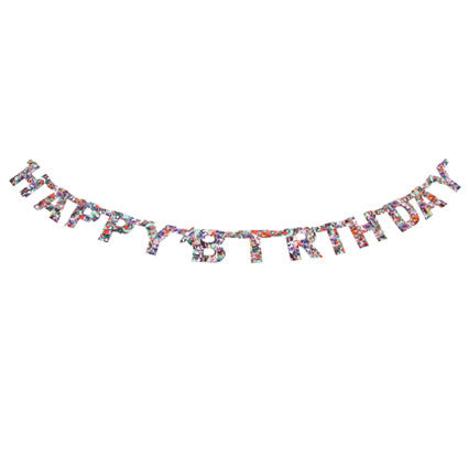 Large Birthday Banner