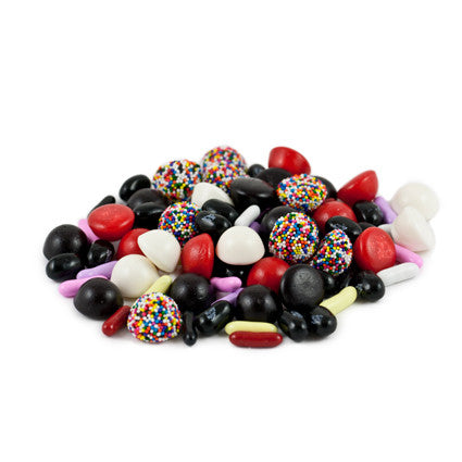 Bridge Mix (black licorice)