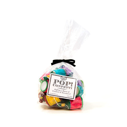 Pop Confetti Bag