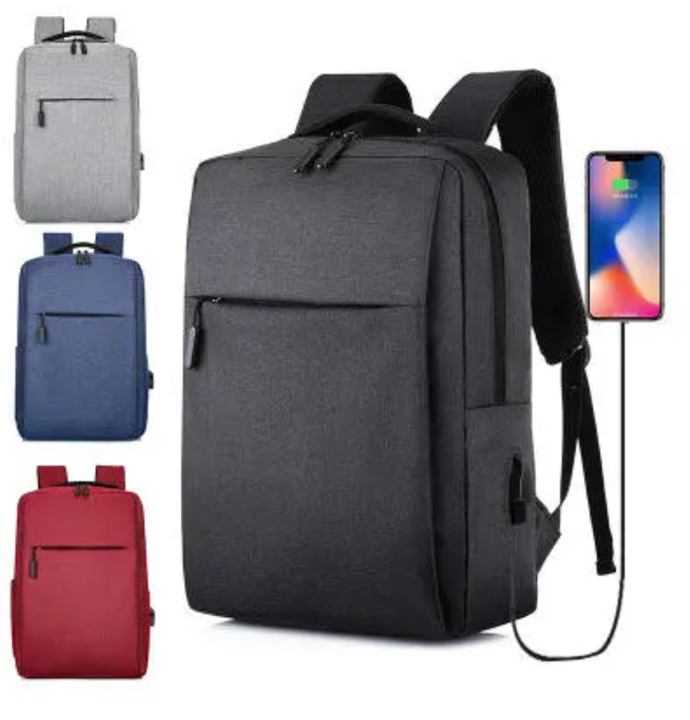 Classic Business Backpacks 17L Capacity Laptop Travel Bag