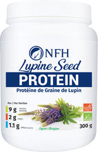 Load image into Gallery viewer, NFH Lupine Seed Protein 300g