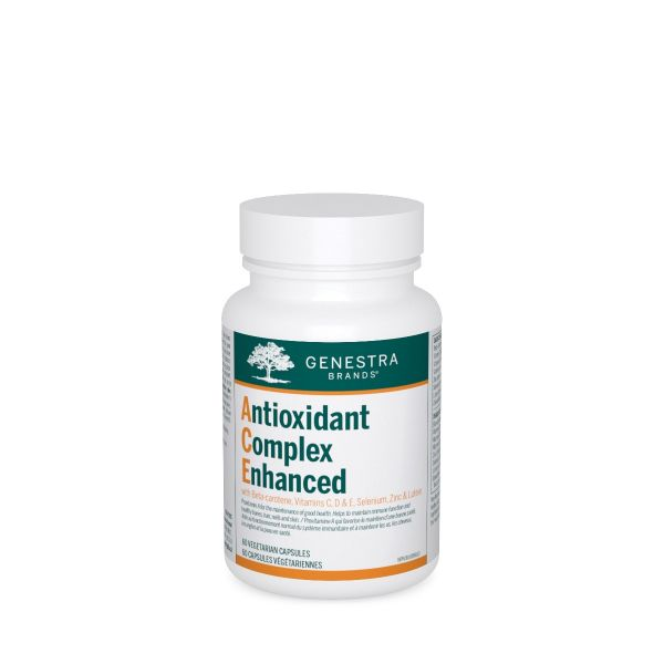 Genestra Antioxidant Complex Enhanced 60 Capsules