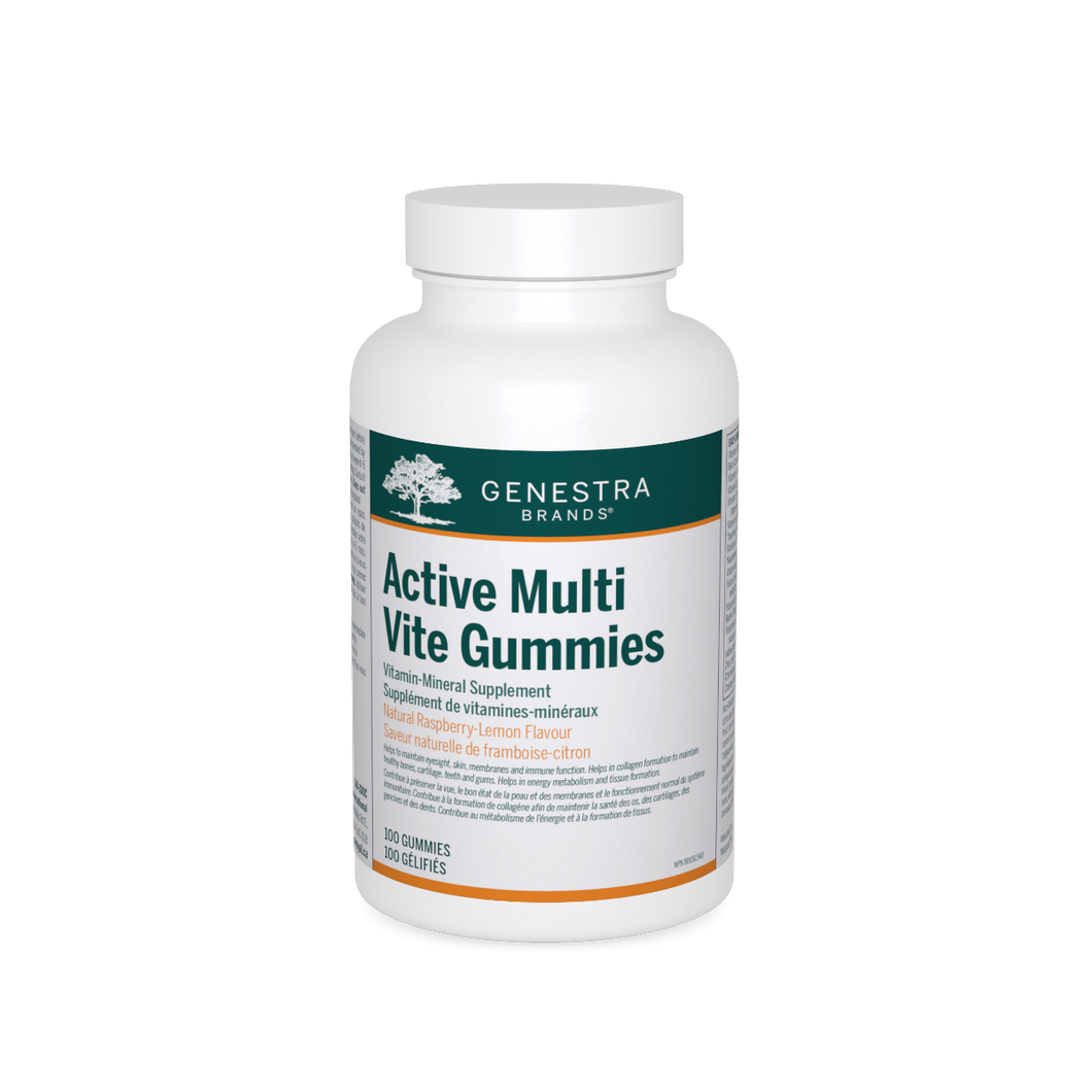 Genestra Active Multi Vite 300 Gummies