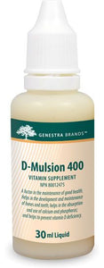 Genestra D-Mulsion 400 30ml