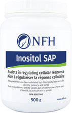 Load image into Gallery viewer, NFH Inositol SAP 500g