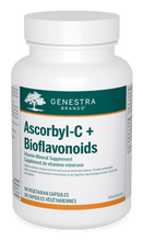 Load image into Gallery viewer, Genestra Ascorbyl-C + Bioflavonoids 90 Capsules