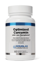 Load image into Gallery viewer, Douglas Laboratories Optimized Curcumin With Neurophenol  60 Capsules