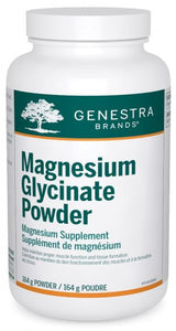 Genestra Magnesium Glycinate Powder 164g