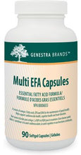 Load image into Gallery viewer, Genestra Multi EFA Capsules 90 Softgels