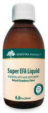 Load image into Gallery viewer, Genestra Super EFA Liquid (Natural Strawberry Flavour) 200ml