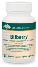Load image into Gallery viewer, Genestra Bilberry 60 Capsules