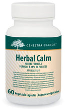 Load image into Gallery viewer, Genestra Herbal Calm 60 Capsules