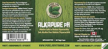 Load image into Gallery viewer, Pure Lab AlkaPure pH 60 Capsules