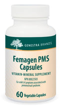 Load image into Gallery viewer, Genestra Femagen PMS 60 Capsules