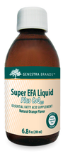 Load image into Gallery viewer, Genestra Super EFA Liquid Plus CoQ10 200ml