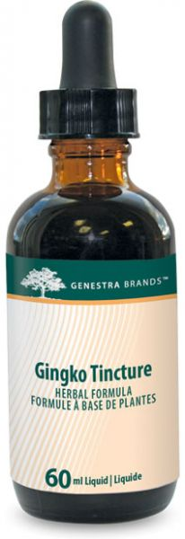 Genestra Ginkgo Tincture 60ml