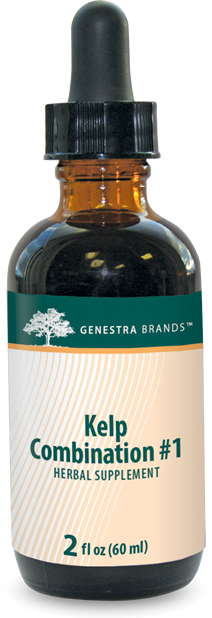 Genestra Kelp Combination # 1 60ml