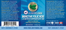 Load image into Gallery viewer, Pure Lab Bioactive Folic Acid 1mg Slow Release 60 Capsules