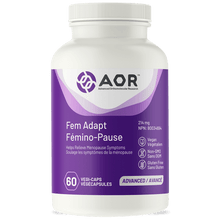 Load image into Gallery viewer, AOR Fem-Adapt 60 Capsules