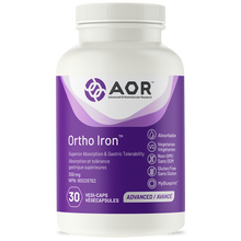 Load image into Gallery viewer, AOR Ortho Iron 60 Capsules