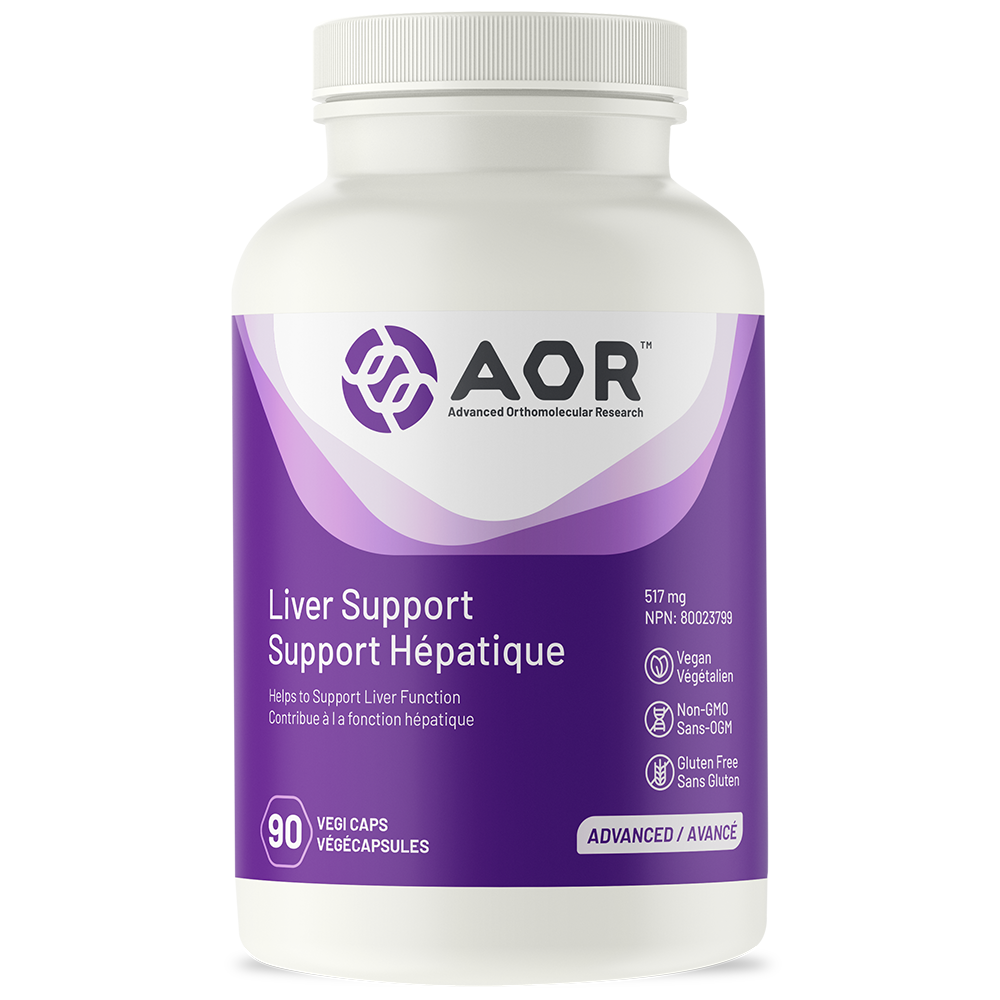 AOR Liver Support 90 Capsules