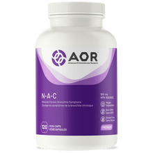 Load image into Gallery viewer, AOR N-A-C 120 Capsules