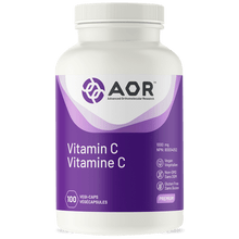 Load image into Gallery viewer, AOR Vitamin C 100 Capsules