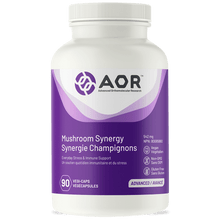Load image into Gallery viewer, AOR Mushroom Synergy 90 Capsules