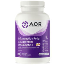 Load image into Gallery viewer, AOR Inflammation Relief 60 Capsules