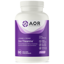 Load image into Gallery viewer, AOR Zen Theanine™ 60 Capsules