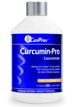 Load image into Gallery viewer, CanPrev Curcumin-Pro Concentrate 500ml Liquid