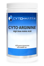Load image into Gallery viewer, Cyto-Matrix Cyto-Arginine 450 Grams