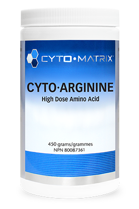 Cyto-Matrix Cyto-Arginine 450 Grams