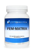 Load image into Gallery viewer, Cytomatrix Fem-Matrix 120 Capsules