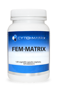Cytomatrix Fem-Matrix 120 Capsules