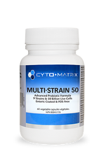 Load image into Gallery viewer, Cytomatrix Multi-Strain 50 60 Enteric-Coated Capsules