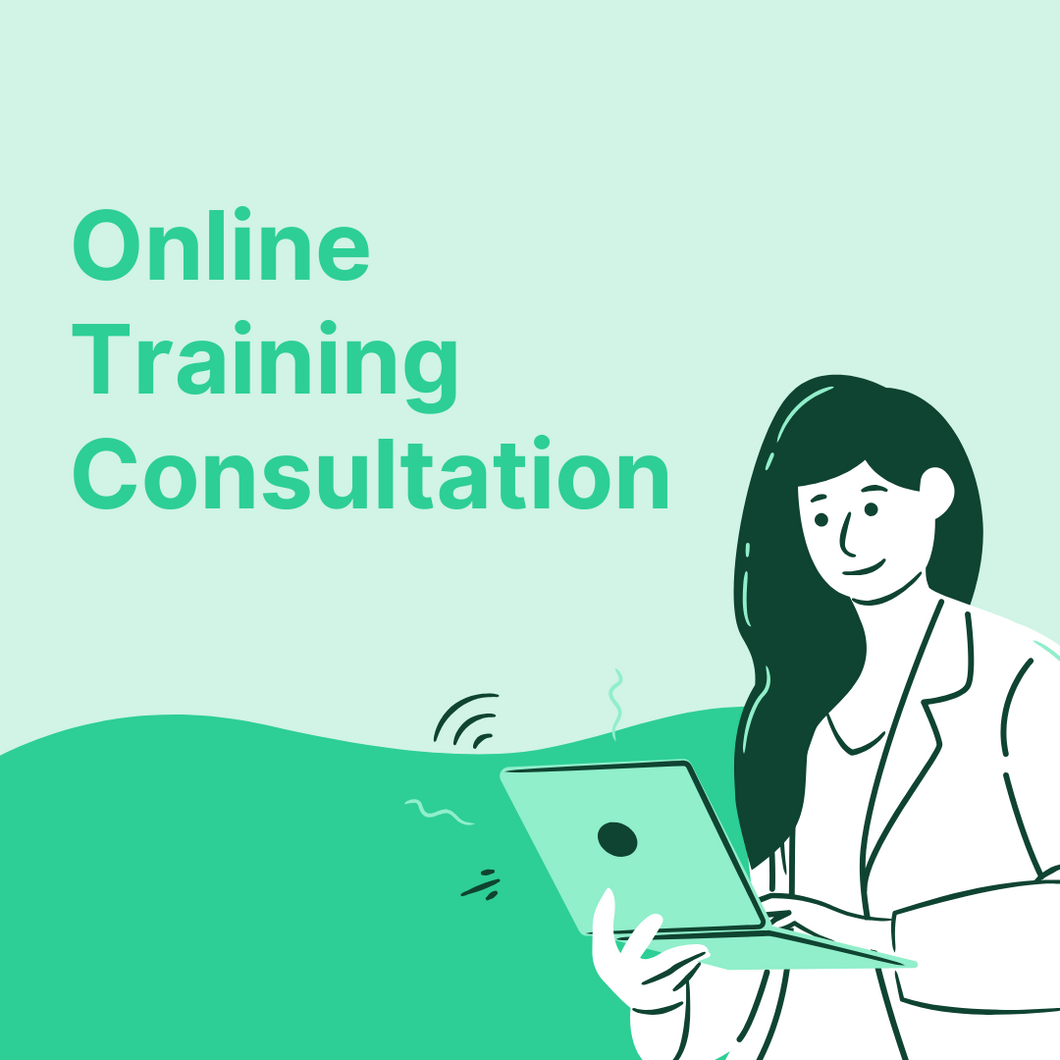 Online Training Consultation