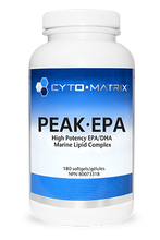 Load image into Gallery viewer, Cytomatrix Peak-EPA 180 Softgels