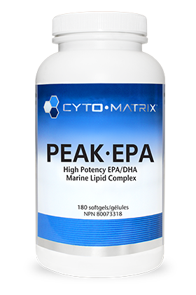 Cytomatrix Peak-EPA 90 Softgels