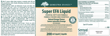 Load image into Gallery viewer, Genestra Super EFA Liquid 500ml