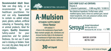 Load image into Gallery viewer, Genestra A-Mulsion 30ml