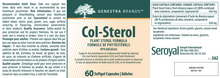 Load image into Gallery viewer, Genestra Col-Sterol 60 Softgels