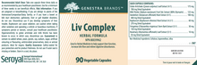 Load image into Gallery viewer, Genestra Liv Complex 90 Capsules